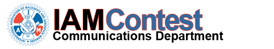 IAM Communications Contests