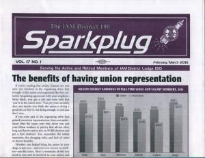 2nd Place: The Sparkplug