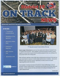 Honorable Mention - On Track