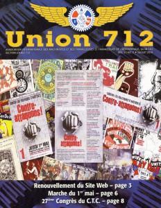 1st Place - Union 712